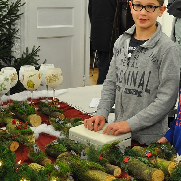 Adventsbasar_2014